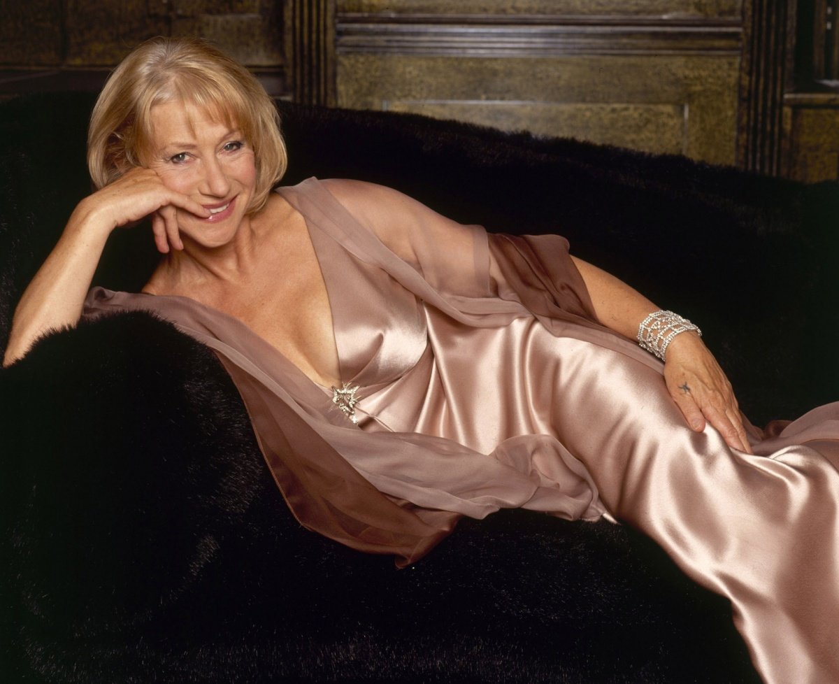Helen Mirren - Telephones