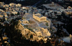 The-Parthenon-is-considered-a-testament-to-Doric-construction
