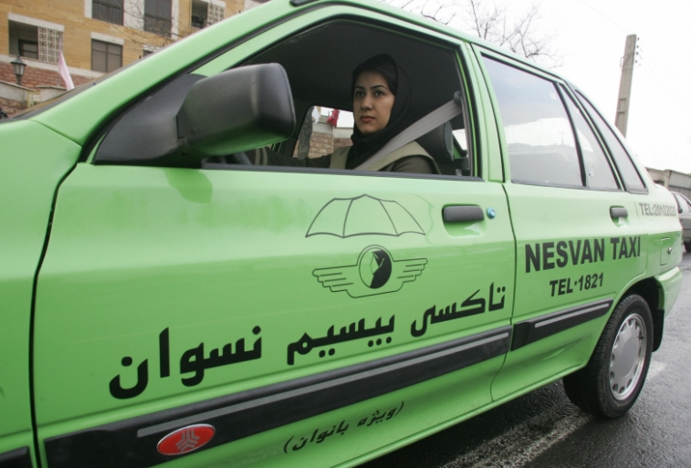 Female Taxi Drivers