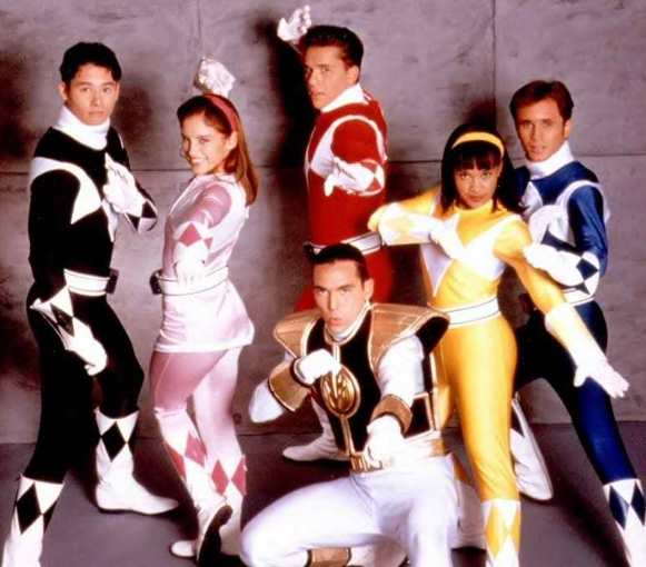The Power Rangers1